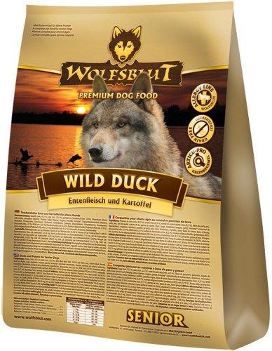 Wolfsblut Wild Duck Senior 15 kg – 15 000 g