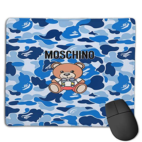 Gaming Mouse Pad, Non-Slip Rubber Mouse Pad for Moschino-Teddy-Bear