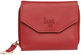 Baggit Lz Vedax Women's Wallet (Red)