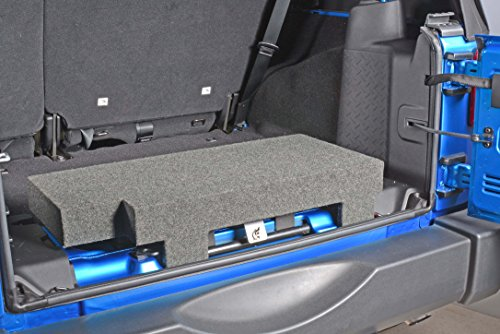 Sub Woofer System Compatible with Jeep Wranglers Plug & Play 2007 to 2018 (Won't fit JL)