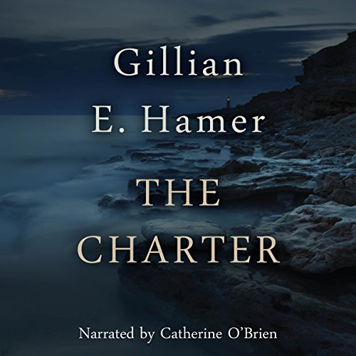 The Charter audiobook cover art