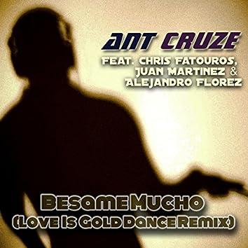 Besame Mucho (Love Is Gold Dance Remix) [feat. Chris Fatouros, Juan Martinez & Alejandro Florez]