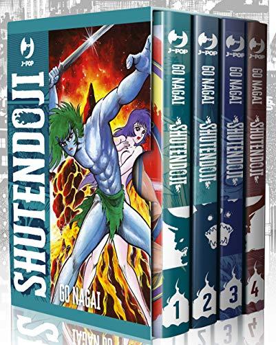 Shutendoji: 1-4 [Quattro volumi indivisibili]: Vol. 1-4