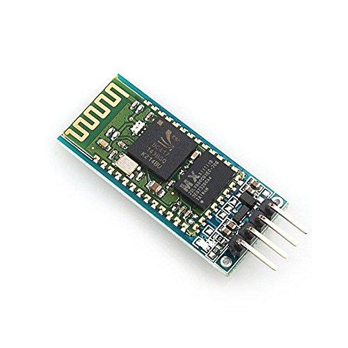 Solu JY-MCU HC-06 Slave Bluetooth Serial Port Transeiver Baseboard Mini module// Arduino Wireless Bluetooth Transceiver Module Slave 4Pin Serial