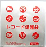 100 Taguchi LP 0.06mm Polypropylene Outer Sleeves
