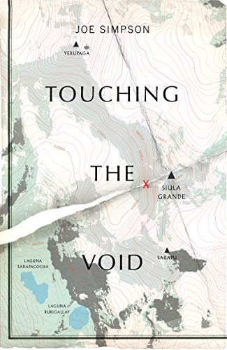 Touching The Void: (Vintage Voyages)