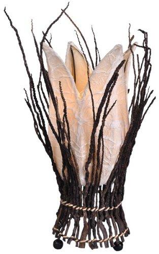 Lampe STELLA - Deko-Leuchte, Stimmungsleuchte, Farbe:creme
