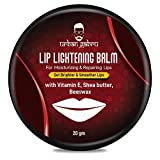 Urbangabru Lip Balm /Scrub For Lightening & Brightening Dark Lips with shea butter, beeswax &...