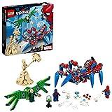 LEGO Marvel Super Heroes - Le vhicule araigne de Spider-Man - 76114 - Jeu de construction