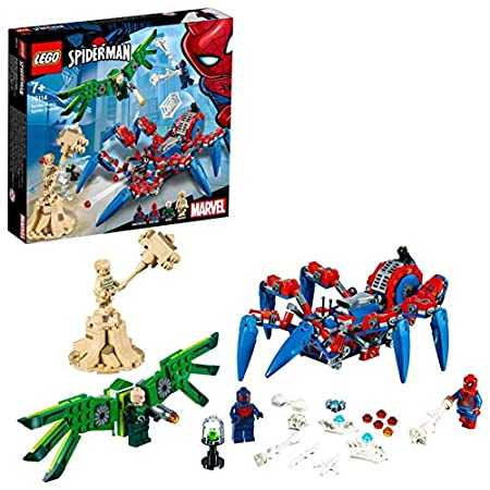 LEGO Marvel - Crawler di Spider-Man