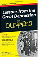 Lessons from the Great Depression For Dummies Paperback