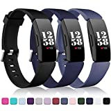 Wepro Bands Compatible with Fitbit Inspire HR & Ace 2 for Women Men Kids,...