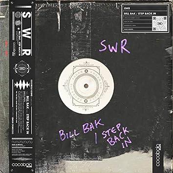 Bill Bak / Step Back In