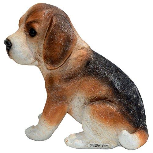 Michael Carr Designs 80097 Nosy-Beagle Puppy Statue, Small