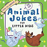 Animal Jokes For Little Kids: Funny Full Color Question and Answer Humor Joke Book for Children Ages 3-6