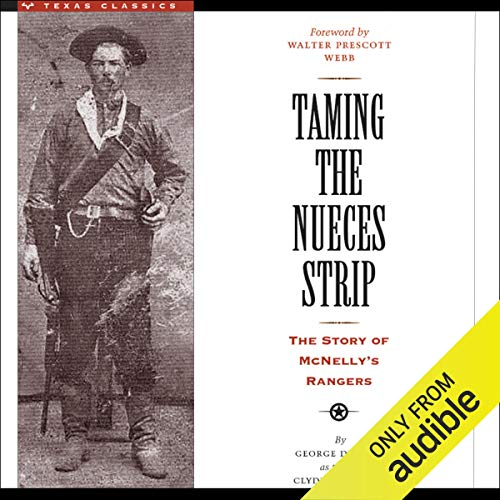 Taming the Nueces Strip cover art