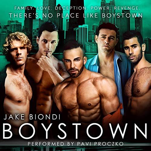 Boystown, Season Nine Audiobook By Jake Biondi cover art