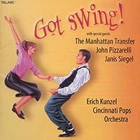 Got Swing! by Kunzel/Cincinnati Pops (2003-02-25)