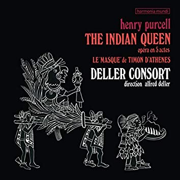 Purcell: The Indian Queen (Remastered)