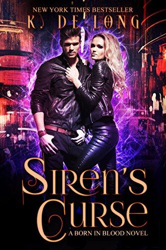 Siren's Curse (Born in Blood Book 1) (English Edition)