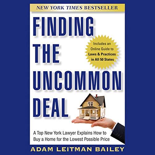 Finding the Uncommon Deal Titelbild