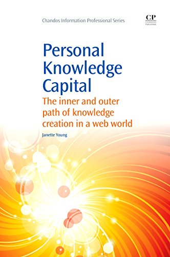 Compare Textbook Prices for Personal Knowledge Capital: The Inner and Outer Path of Knowledge Creation in a Web World Chandos Information Professional Series 1 Edition ISBN 9781843347002 by Young, Janette