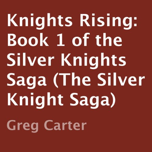Knights Rising audiobook cover art