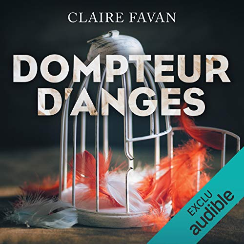 Dompteur d'anges cover art