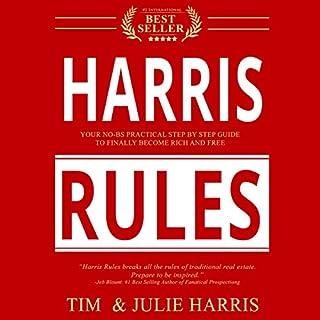 Harris Rules cover art