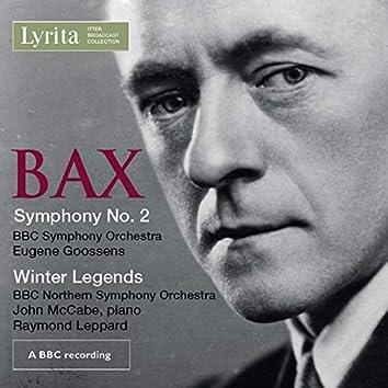 Bax: Symphony No. 2 & Winter Legends
