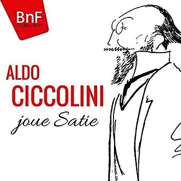 Aldo Ciccolini joue Satie (Mono Version)