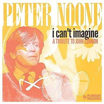 I Can't Imagine (A Tribute to John Lennon)