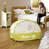 Koo-Di Pop Up Bubble-Kinderbett, zitrone/kalk - 3