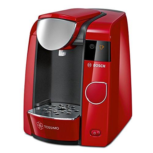 Bosch TAS4503 - Cafetera de cápsulas, 1300 W, 1.4 l,...