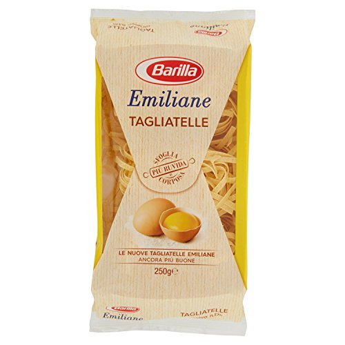 Barilla Le Emiliane Tagliatelle Pasta all'Uovo- 250 g