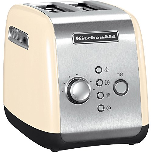 KitchenAid 5KMT221EAC Toaster für 2 Scheiben, creme