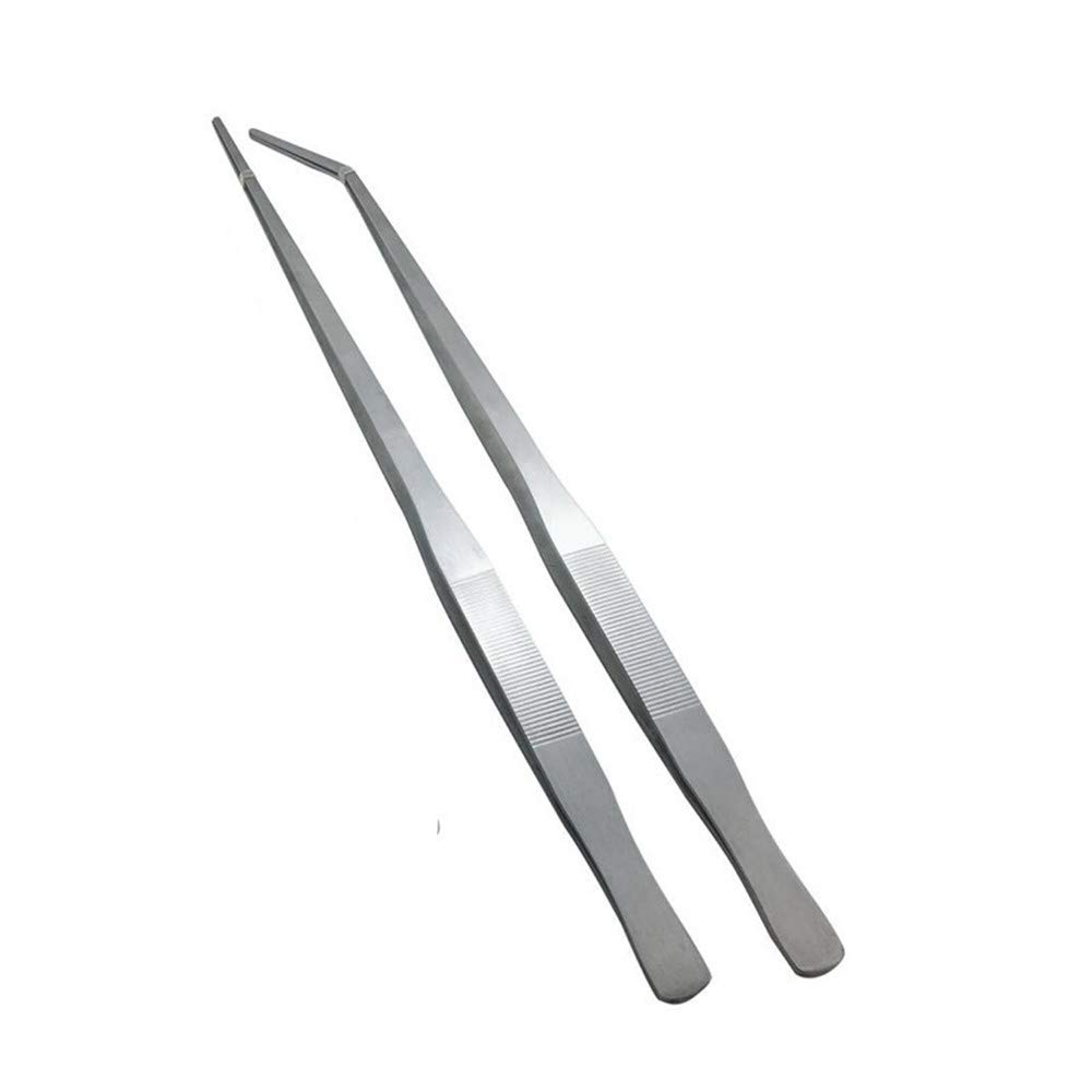 Tcplyn Now on sale Stainless Steel Water Grass Clip 27 Selling Twee Long Size Cm