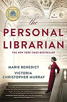 The Personal Librarian by [Marie Benedict, Victoria Christopher Murray]