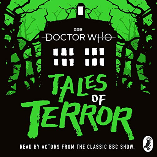 Doctor Who: Tales of Terror audiobook cover art