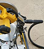 Miter Saw Vacuum Adapter Dust Collection Chop...