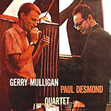 The Gerry Mulligan-Paul Desmond Quartet (Remastered)