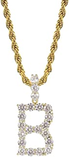 Best diamond name chain Reviews