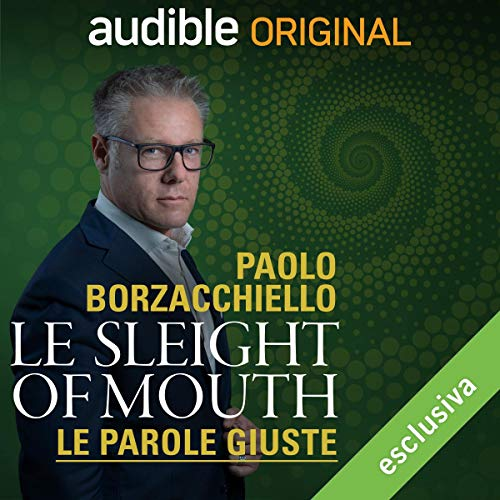 Le sleight of mouth copertina