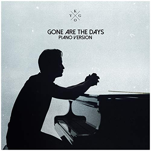 Gone Are The Days - Piano Jam 4