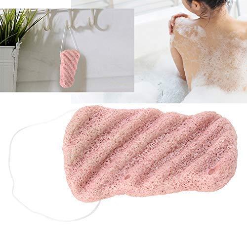 Konjac Baden Lot de 3 éponges pour le corps Konjac Wash 100% pure éponge de nettoyage naturelle