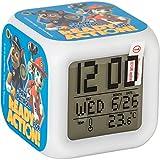 Paw Patrol Digital Alarm Clock PW15-DALC2