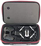 Hensych Boîte de Rangement Sac à bandoulière Sac de Transport pour Parrot Minidrone Mambo Flypad Télécommande
