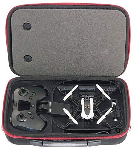 Hensych Caja de Almacenamiento Bolsa de Hombro Estuche para Parrot Minidrone Mambo Flypad Control Remoto