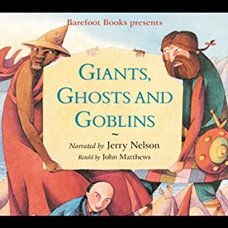 Giants, Ghosts, and Goblins audiobook cover art