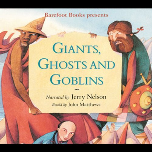 Giants, Ghosts, and Goblins  cover art